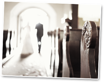 Hochzeit Musik Brautpaar